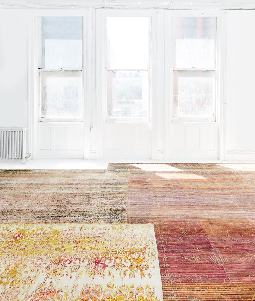 Product Image - Silk Rugs