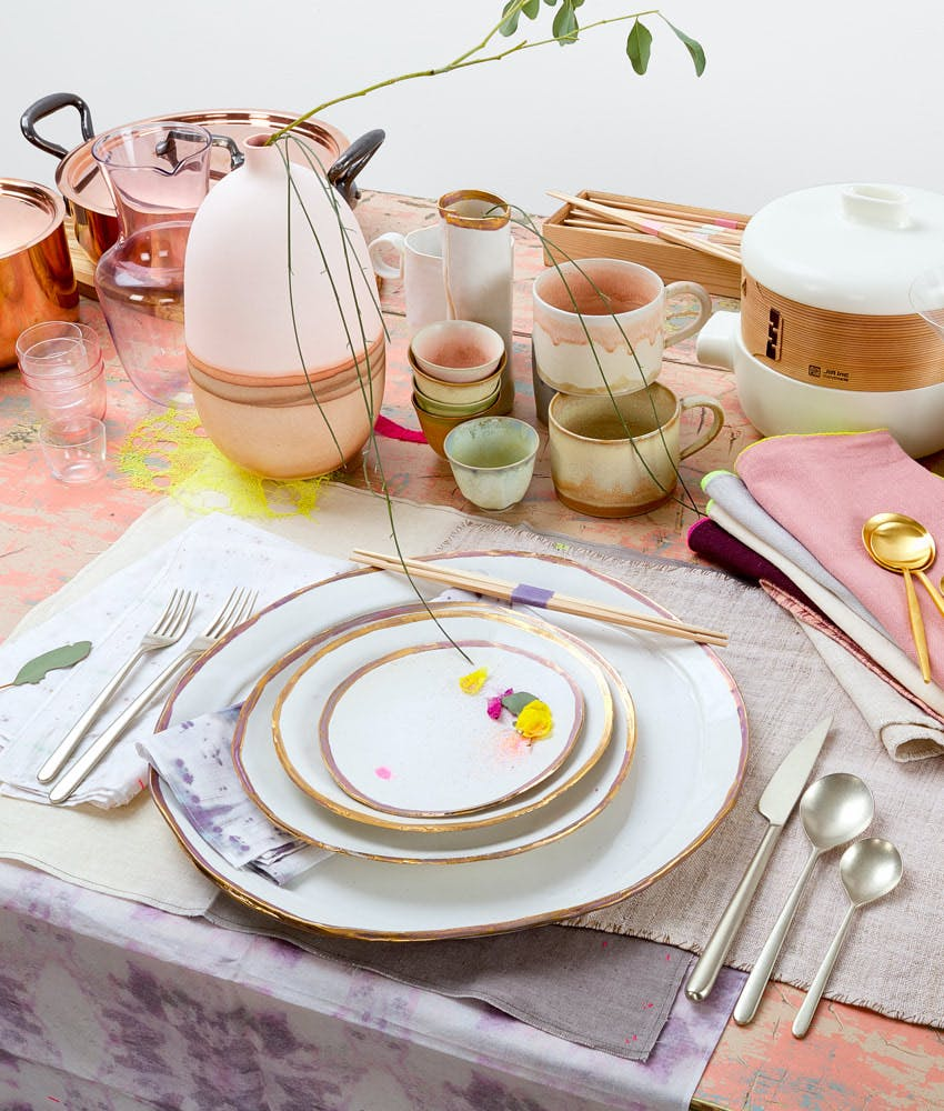 Setting Your Table The abc Way